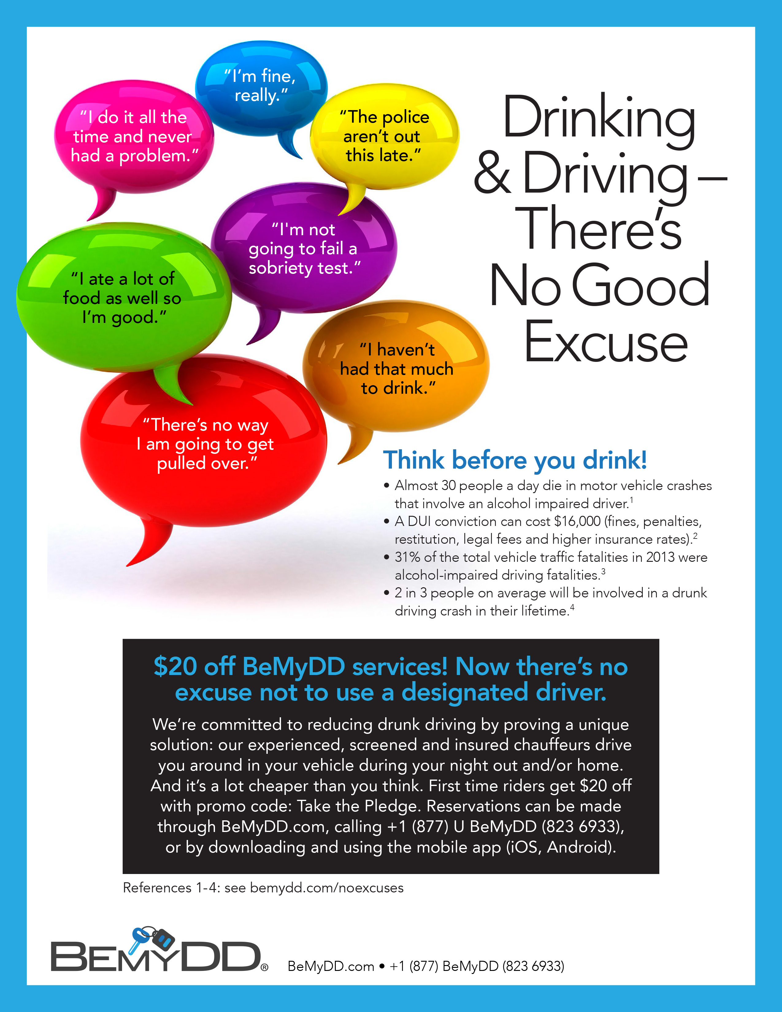 Impaired Driving Get the Facts