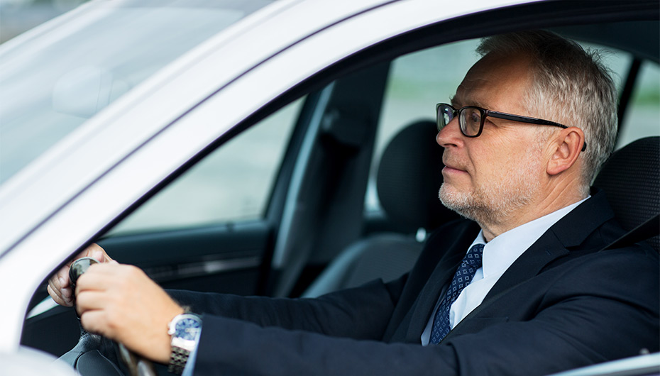 personal driver chauffeur service dryver com